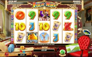 Foxin' Wins -kolikkopeli iGame Casinolla